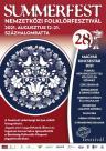 28. SUMMERFEST NEMZETKÖZI FOLKLORFESZTIVÁL – MAGYAR KINCSESTÁR 2021
