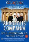 Görög táncház és folk kocsma az Akropolis Companiával